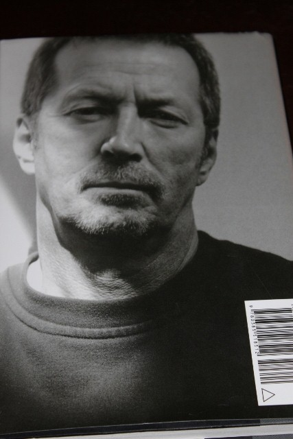Maritime Vinyl Clapton Autobiography
