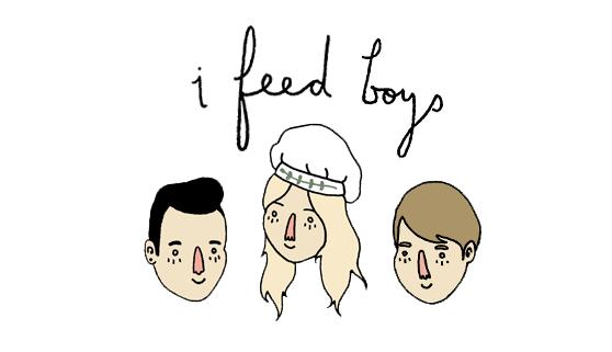 i feed boys