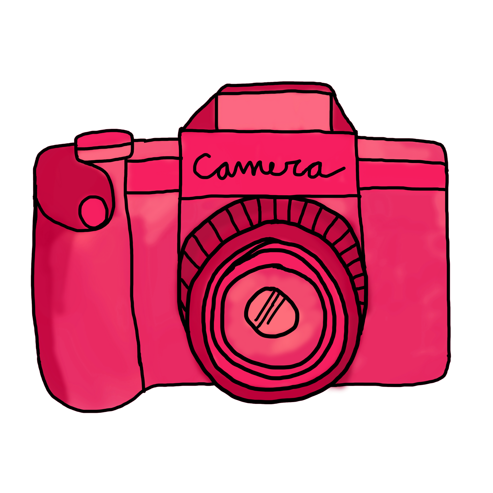 photo about Camera Printable identified as Free of charge Digicam Printable - Studio Katie