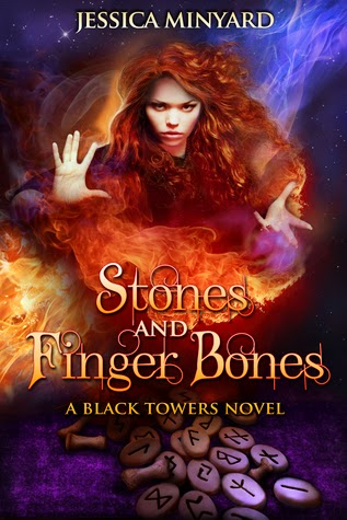 Stones and Finger Bones by Jessica Minyard author interview and giveaway