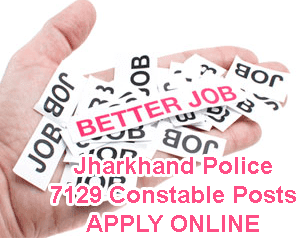 JSSC Jharkhand Police Constable Recruitment 2015 Apply 7129 Constable & Armed Police Vacancies Apply Online at www.jssc.in, Jharkhand Police 7129 Police Constable Recruitment 2015 Cut Off, Syllabus details, JSSC Police Recruitment 2015 Application Form Download