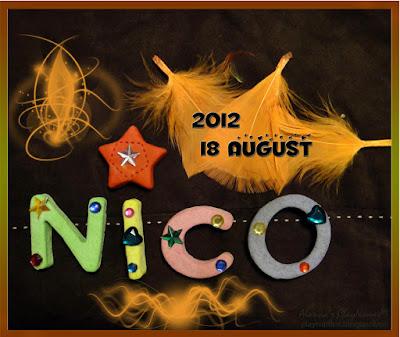Nico Ezequiel August 18 2012