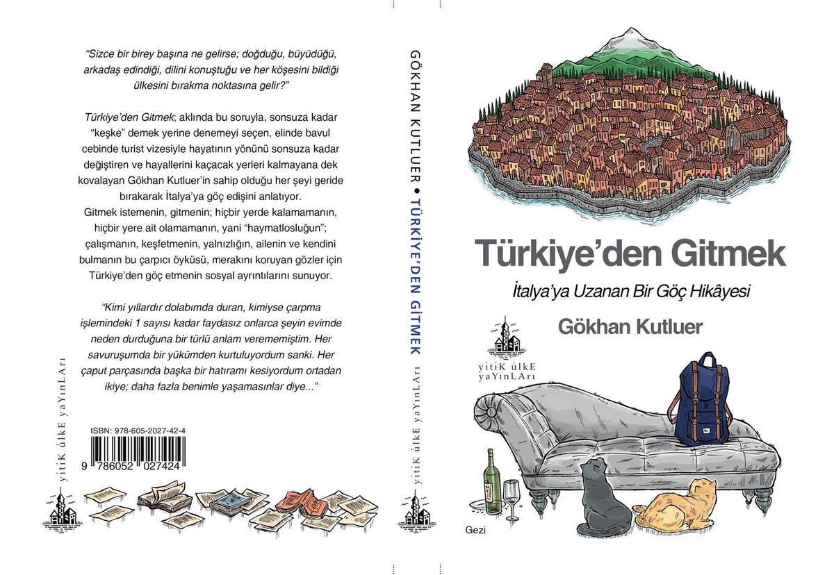 II. Kitap | Türkiye'den Gitmek