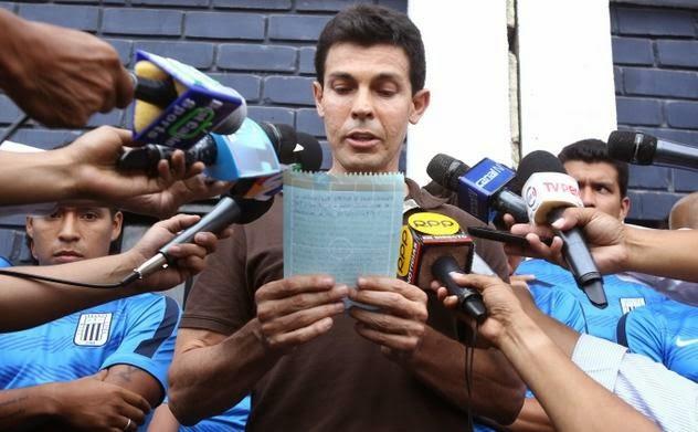 Alianza Lima y un oscuro día vivido en Matute