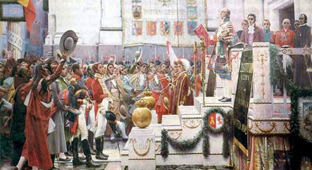 La Constitución de 1812 de Cádiz, curiosidades históricas