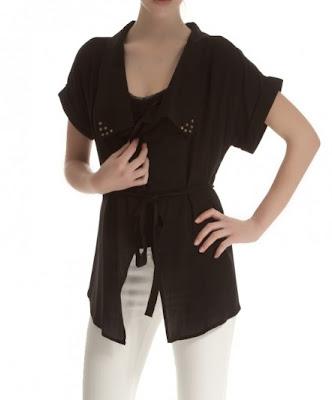 koton bluz ve gömlek modelleri 2014-1