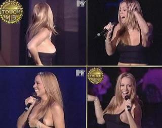 Mariah Carey, desnuda y relajada en la baera - AScom