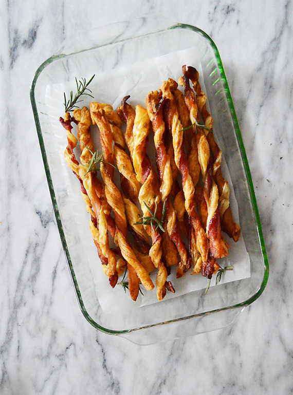 Bacon straws | AW2SL