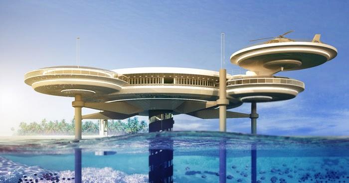Hotel bajo el agua amiki design for Hotel bajo el agua precio