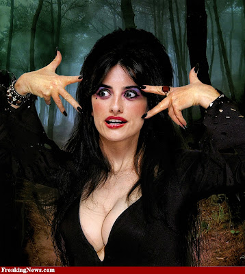 Penelope Cruz as Elvira