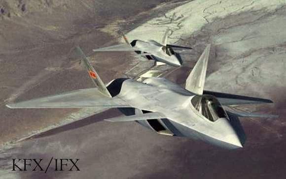 Pesawat Tempur KFx/IFX Diproyeksikan Untuk Pengganti F-16