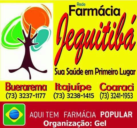 Rede de FARMÁCIA JEQUITIBÁ