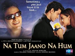 Na Tum Jaano Na Hum  Telugu Mp3 Songs Free  Download  2002