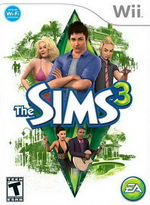 Game wii Sims 3