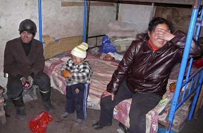 Desorganização na mineração causa inúmeras mortes, Hongtong