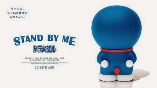"Doraemon 2014 ""Stand By Me"" 720px the movie"