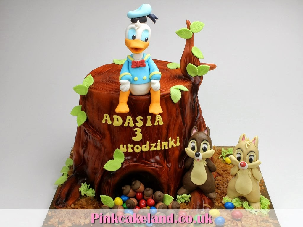Disney's Birthday Cake for Kids in London