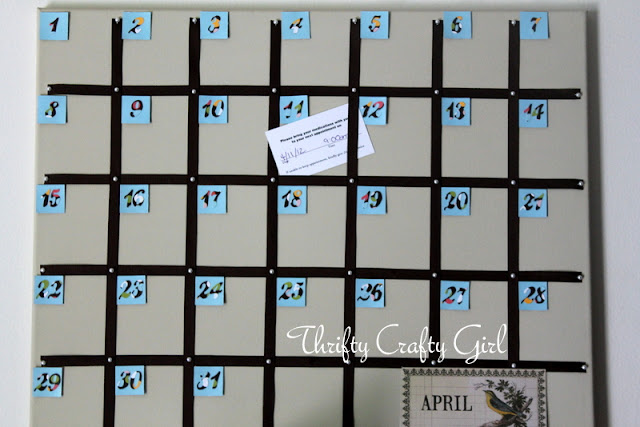 11 quick and easy diy wall calendar projects page 9 of 14 11 quick and easy diy wall calendar projects wall calendar diy wall calendar projects solutioingenieria Gallery