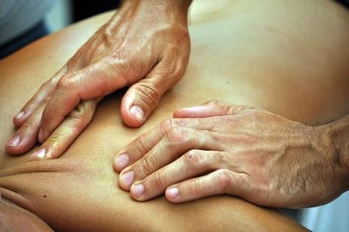 Masajes en casa para mejorar el aspecto físico