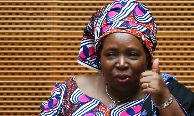 アフリカで最も影響力のある女性...
