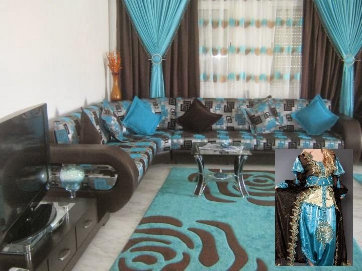 Salon Marocain 2014 | Déco Table Maroccaine
