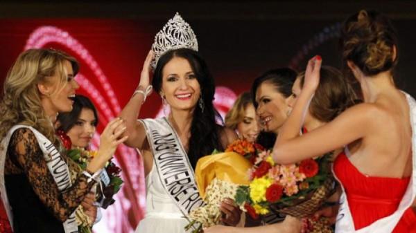 Miss Universe Romania 2012 Monica Delia Duca