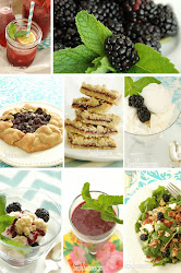 Summer blackberry recipes!
