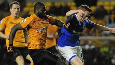 Wolves 0 - 1 Birmingham City (2)