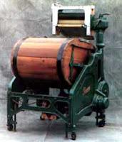 Régi mosógép