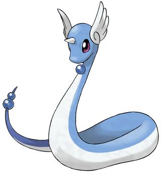 Dragonair My Favorite Pokém...