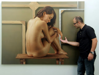 Pintura Contemporanea Desnudos