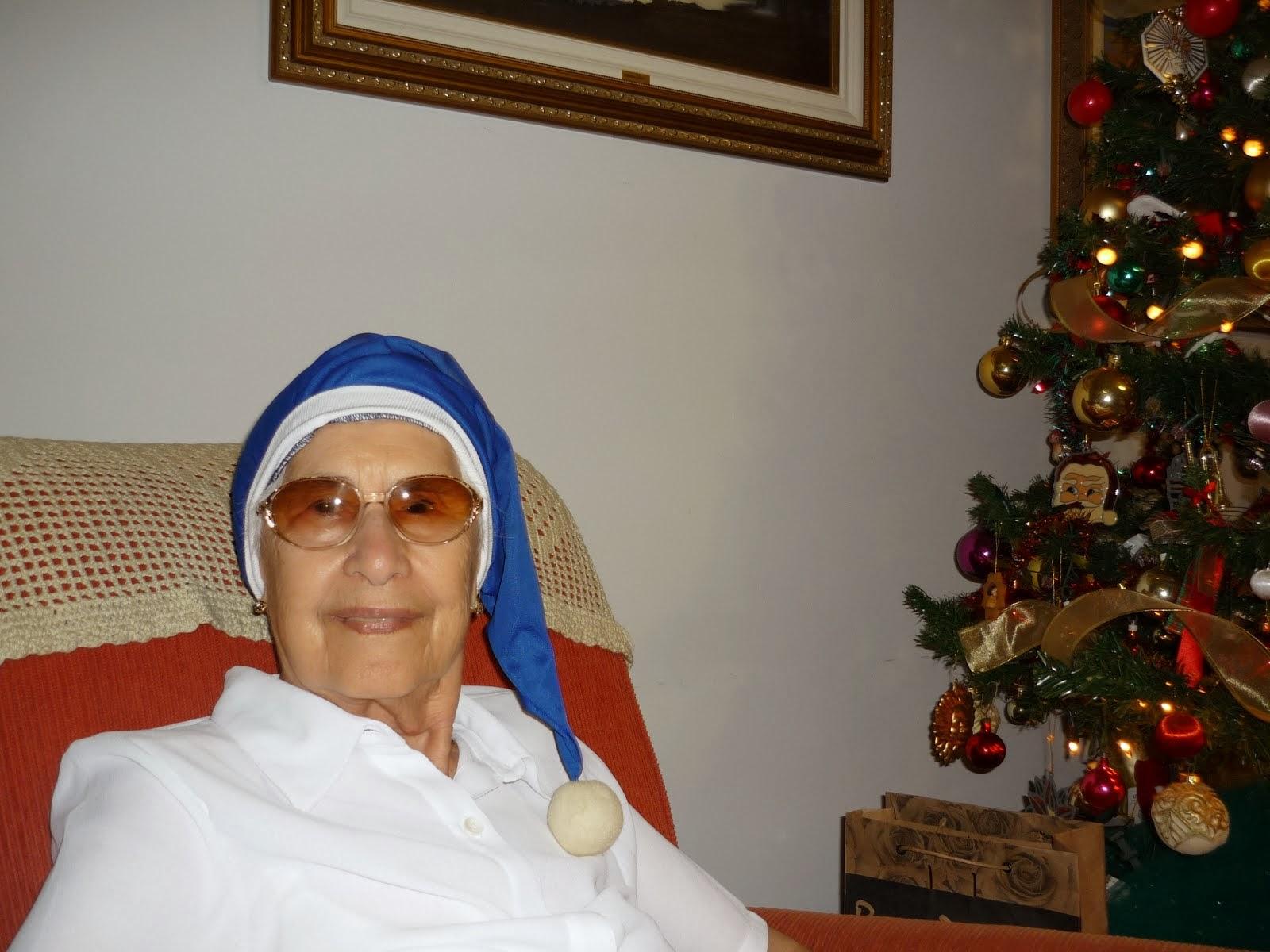 MAMÃE NOEL DE PRONTIDÃO