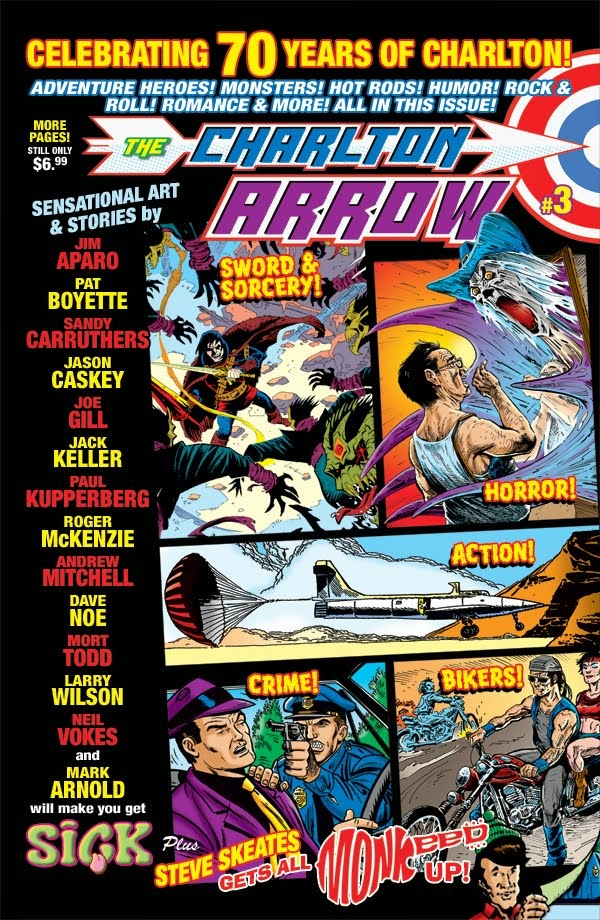 The Charlton Arrow #3