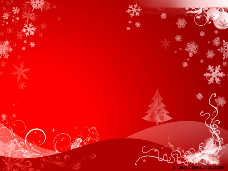 Magnificent Red Christmas Backgrounds  Full HD Pictures