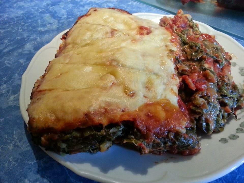 Lecker und kalorienarm kochen spinatlasagne for Kochen kalorienarm