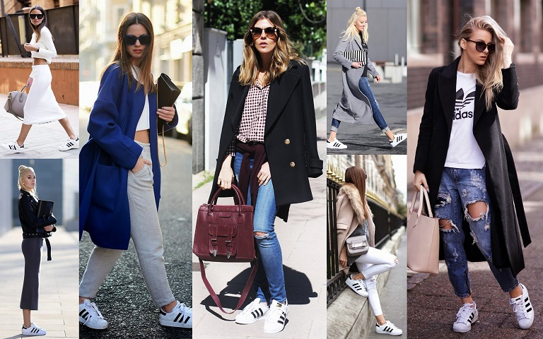 csstm Wives and Girlfriends, Sport Beauties: Wearing Adidas Originals