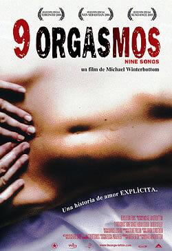 9 orgasmos Poster