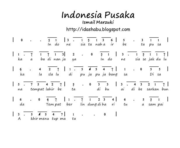 Download Lagu Indonesia Pusaka
