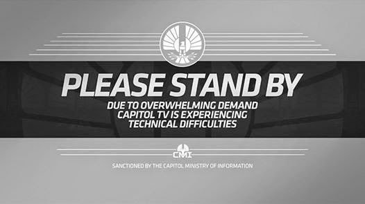 Updated Mockingjay Part 1 Teaser Trailer due to Technical Difficulties