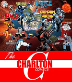 List of Charlton Comics publications and links
