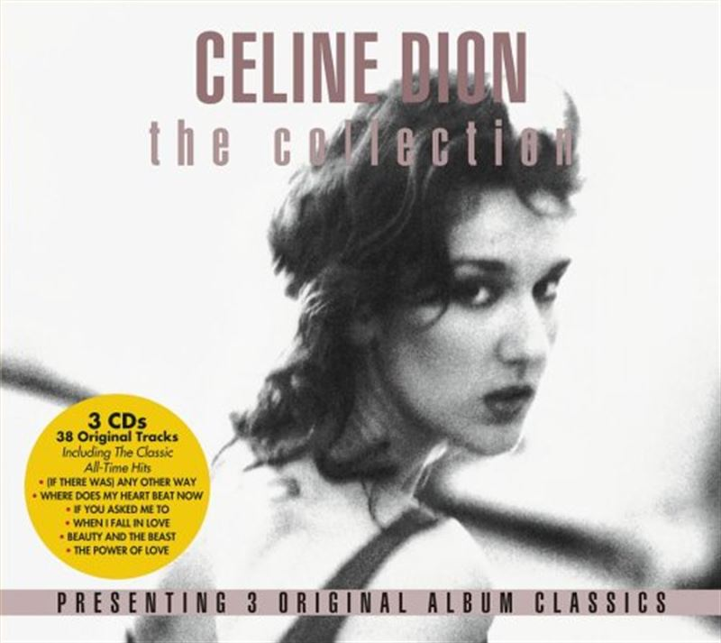 Celine Dion : The Collection [Box Set] 2005.