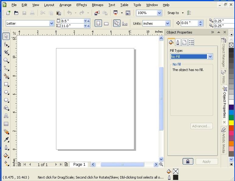 Download Corel Draw X3 disini