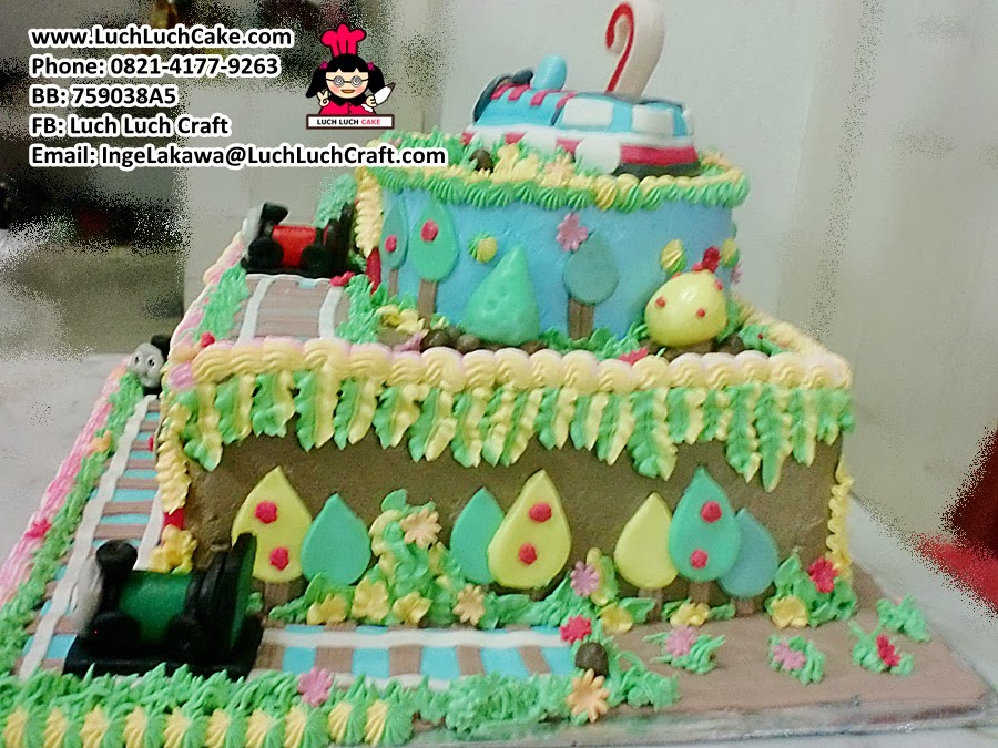 kue tart buttercream thomas