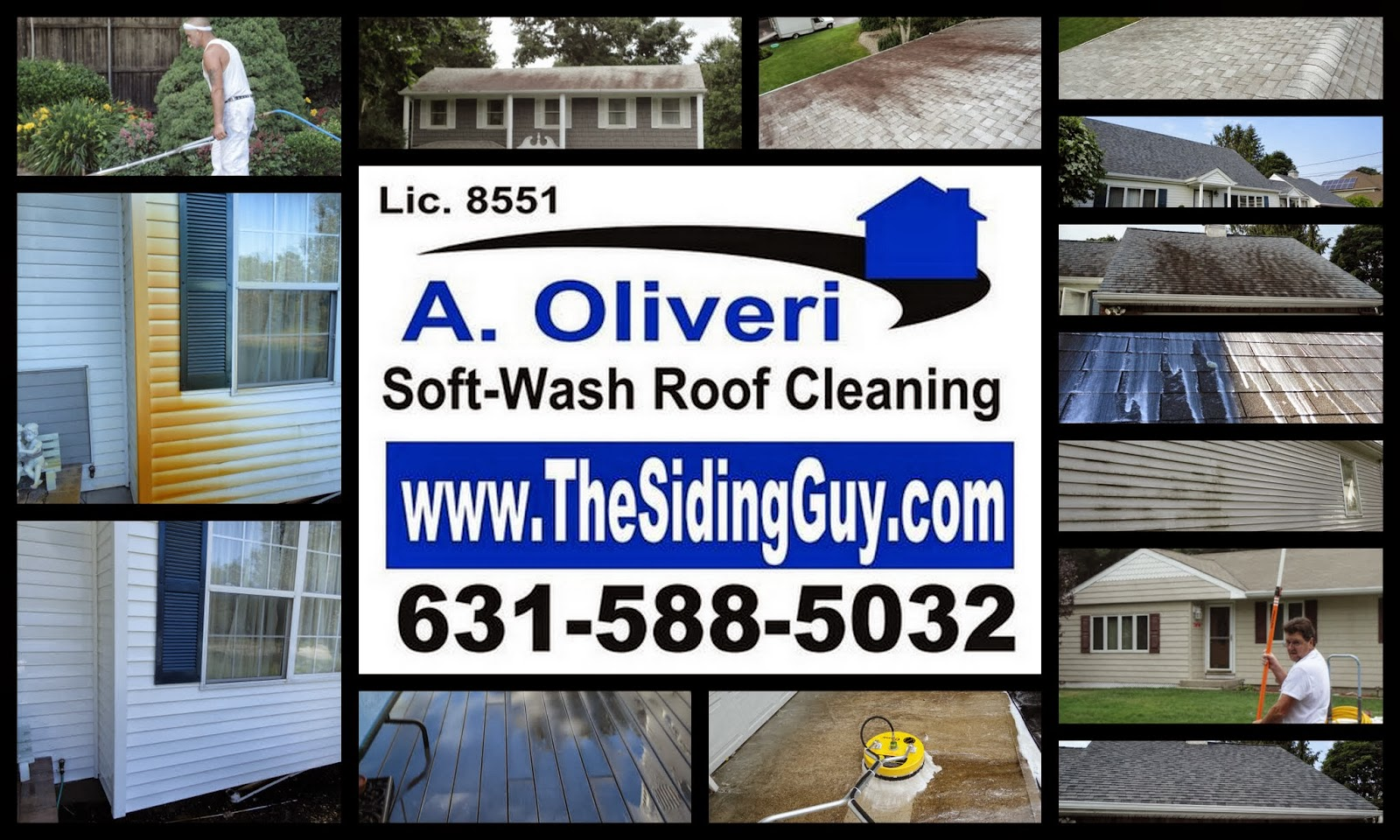 We Are Your Roof Cleaning Experts Of Long Island