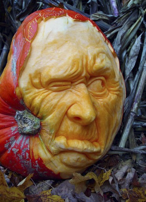 The pumpkins carvings by ray villafane designcombo