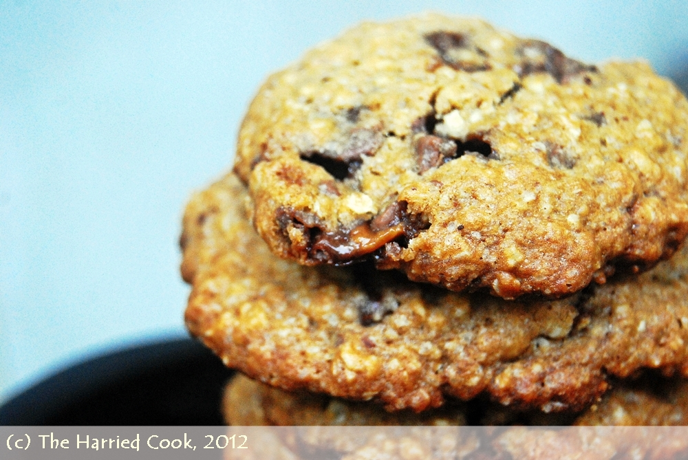 Oatmeal Bar Cookies From Cake Mix