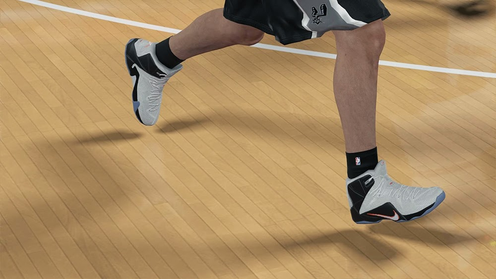 NBA 2K15 Sneakers LeBron 12