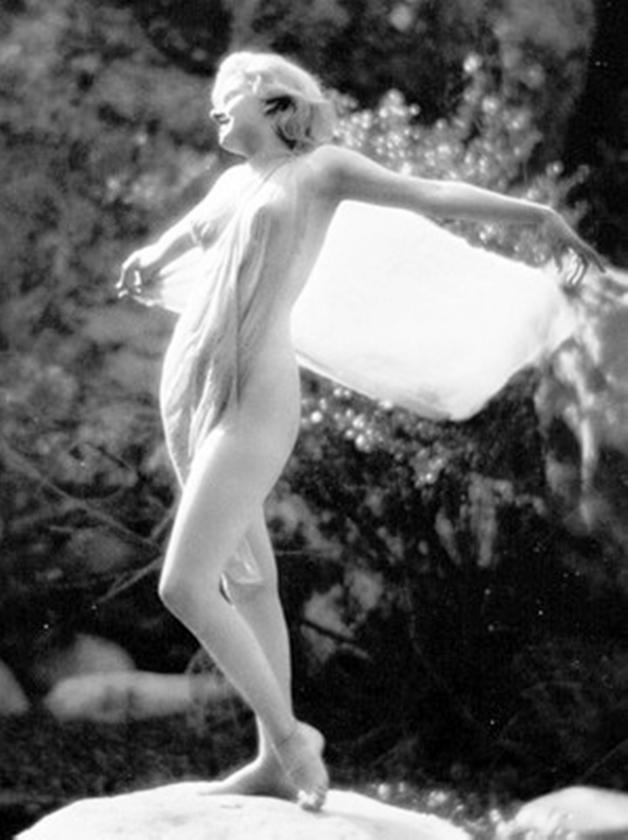Jean Harlow Nude