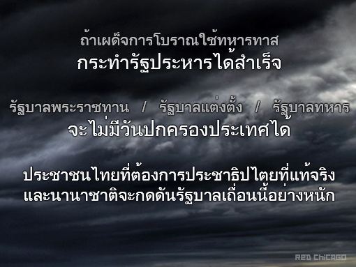 ถ้าเผด็จการโบราณใช้ทหารทาสกระทำรัฐประหารได้สำเร็จ