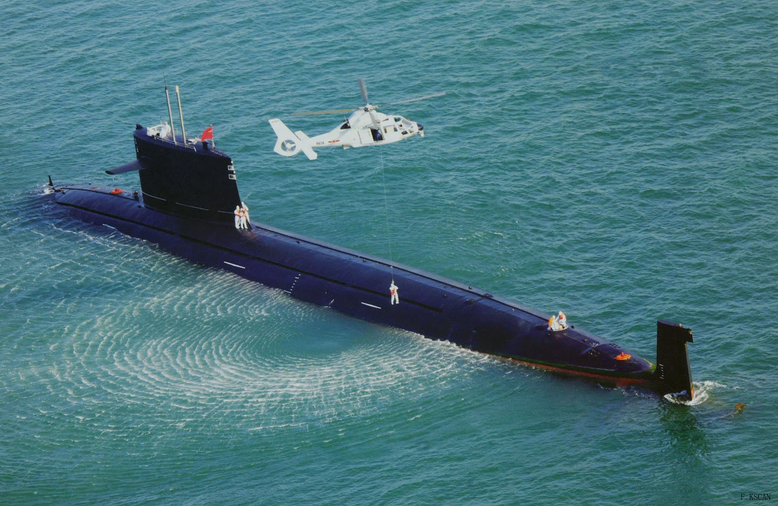 USS-Ohio-SSGN-726-Guided Missile submarine - Military Pictures ...